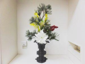 自分で作る仏花