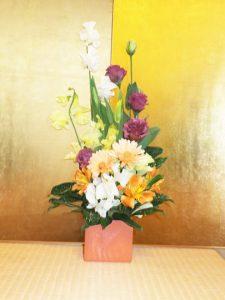 花屋さんのあの花飾ろう