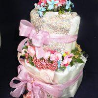 おむつケーキ