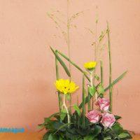 花屋さんのあの花飾ろうサンプル